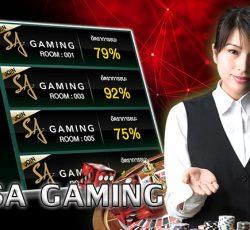 sa gaming สูตร
